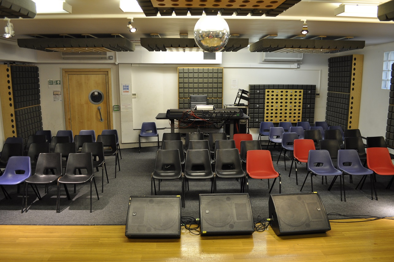 sound stage studio at the joint central london music studios rh thejoint org uk Chair Sashes for Weddings ADHD Chair Band